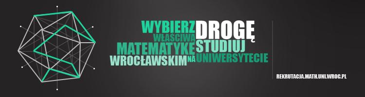 Instytut Matematyczny, Uniwersytet Wrocławski